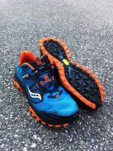 Test chaussures trail Saucony Xodus 4 : elles sont magnifiques non?