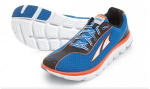 Ces chaussures Altra sont faites pour des coureurs cherchant la vitesse... © Altra