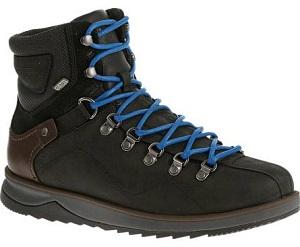 Test chaussuresz randonnées Merrell : d'autres coloris sont disponibles. © Merrell