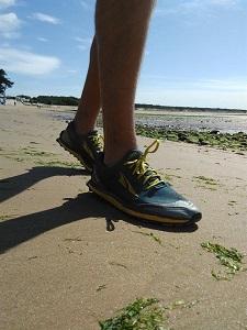 Voilà les chaussures trail Altra ayant servi pour ce test. © Testeurs Outdoor
