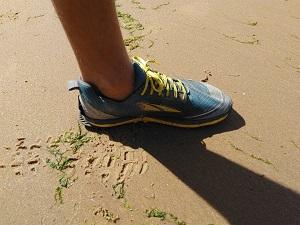 Ces chaussures trail Altra sont aussi un concentré de technologies... © Testeurs Outdoor