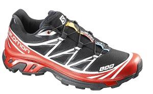 Les chaussures trail Salomon S-Lab représentent le haut de gamme. © Salomon