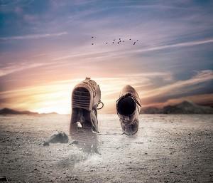 Bien choisir ses chaussures de running : A qui vont aller ces chaussures ? © Fotolia