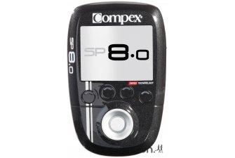 Le Compex SP8 est le haut de gamme de la marque. © I-Run