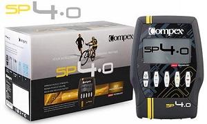 L'electrostimulateur Compex SP4 se trouve dans les magasins partenaires. © Compex
