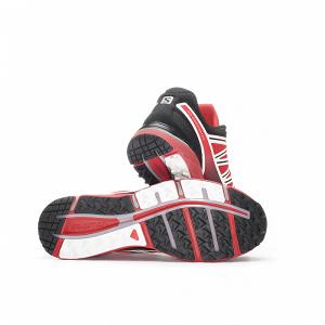 Les crampons des chaussures trail Salomon Crossmax sont moins énormes, non ? © Salomon