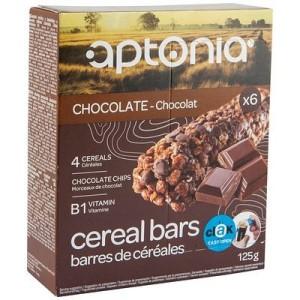 Aptonia Clak : Les barres céréales au chocolat sont disponibles à la boutique Decathlon en cliquant ici