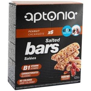 Aptonia Clak : Il y a même des barres salées ! Et vous pouvez les acheter en ligne !