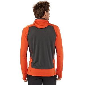 Pour ces vestes Patagonia, l'utilisation d'un sac à dos a été prévue. © Patagonia
