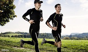 equipement course a pied compression