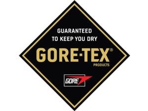 Le Logo Gore Tex permet d'identifier  rapidement si le produit est reconnu par la marque