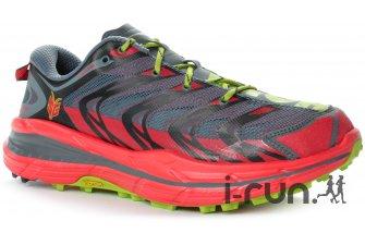 Vous trouverez ces chaussures Hoka chez nos partenaires. © I-Run