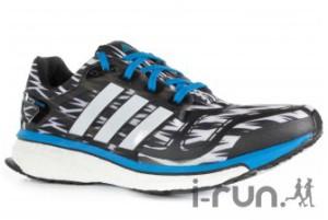 La chaussure pour courir Adidas Energy Boost 2 est actuellement en test chez nous. © I-Run