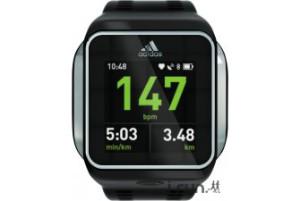Cette montre Adidas, disponible chez notre Partenaire I-Run, possède le capteur Mio. © I-Run