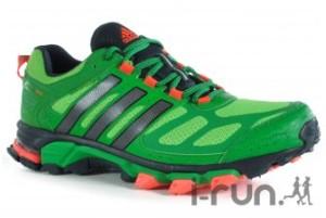 Adidas Response Trail : J'aime bien ce vert et vous ? Disponible chez notre partenaire I-Run