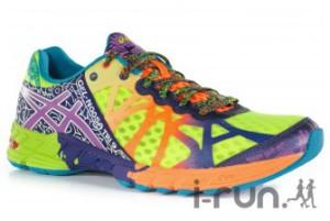 La chaussure de running Asics Noosa Tri 9 est disponible chez notre partenaire I-Run © I-Run