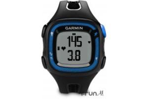 Cette montre Garmin Forerunner 15 est disponible chez notre partenaire. © I-Run