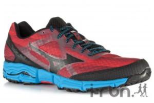 Cette chaussure Mizuno trail remplace le modèle Cabrakan. © I-run