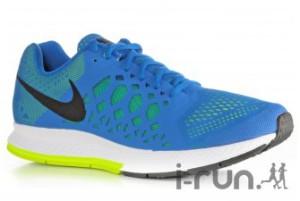 La chaussure Nike Pegasus 31 est disponible chez nos partenaires. © I-Run