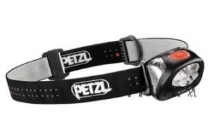 Equipement course a pied : Les frontales Petzl ont une bonne réputation dans les pelotons de coureurs. Disponible chez I-Run