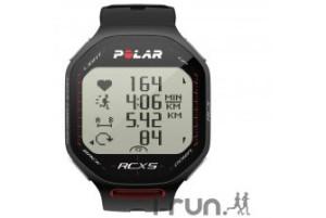 Montre GPS Polar RCX5 : son capteur GPS est à part... © I-Run