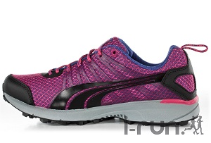 Voilà les chaussures trail Puma Faas 300 pour les femmes. © I-Run