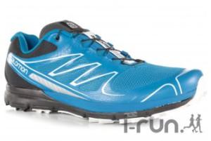 Vous trouverez cette chaussure running Salomon chez nos partenaires. © I-Run