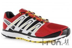 Cette chaussure de running Salomon se décline également en plusieurs coloris. © I-Run