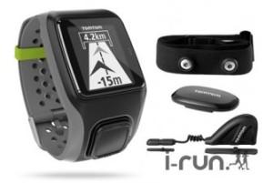 GPS Tomtom sport : Elle est disponible chez notre partenaire I-Run
