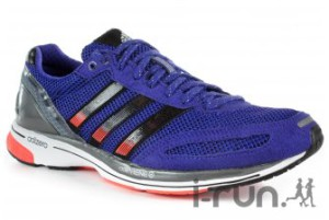 Voila la chaussure pour courir Adidas Adizero Adios. © I-Run