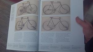L'intérieur de ce livre vélos de course est d'une qualité supérieure. © Testeurs Outdoor