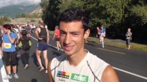 Kilian Jornet : Très souriant le gars...
