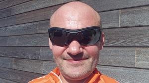 Ces lunettes Julbo Trek me donnent un look d'enfer, non ? © Testeurs Outdoor