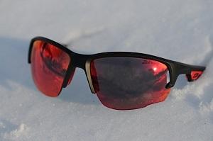 Voilà les lunettes running Julbo ayant servi pour ce test. © Testeurs-Outdoor