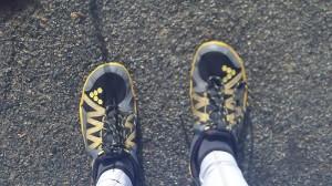 Vivobarefoot Trail : voilà ma paire de test.