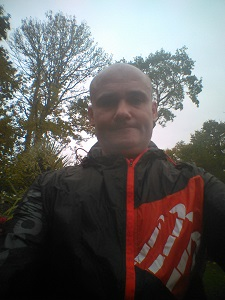 Ma veste de trail Compressport Hurricane