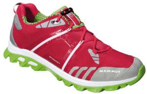 Matériel Outdoor : Chez Campz, vous découvrirez la chaussure de trail Mammut, ca vous parle ?