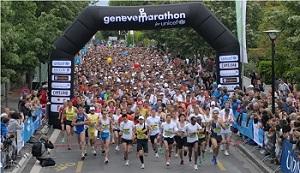 Courir un marathon : Les fauves sont lachés !!! © flyingbluerunning.fr