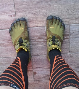 Mes Vibram Five Finger Spyridon MR. © Testeurs-Outdoor