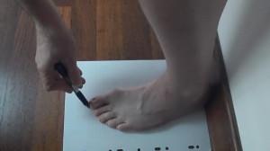 Dans le guide chaussures de running, je vous montrerais une méthode simple et efficace pour mesurer son pied