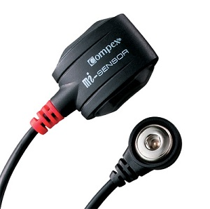 Appareil electrostimulation Compex : Sans ce cable, pas de Mi pour vous... © Compex