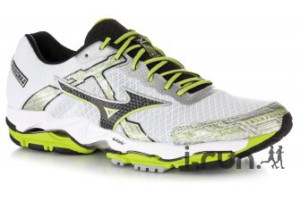 Plusieurs coloris existent pour ces chaussures running Mizuno Wave Egnima © I-Run