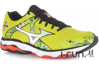 Vous trouverez cette chaussure Mizuno Wave Inspire 10 chez plusieurs partenaires. © I-Run