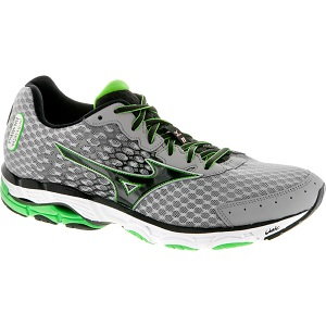 Vous retrouverez ces chaussures running Mizuno chez nos partenaires. © Mizuno