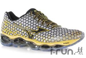 Cette chaussure Mizuno Wave Prophecy 3 est disponible chez notre partenaire. © I-Run
