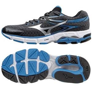 e98c4934f62cb8 Ces chaussures running Mizuno Wave Connect 2 regroupe de nombreuses  technologies de la marque. ©