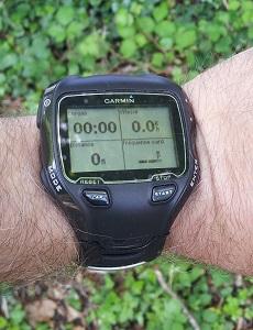 Voici ma montre Garmin 910 XT. © Testeurs Outdoor