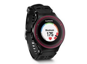 Vous en verrez de toutes les couleurs avec cette montre GPS Garmin Forerunner 225. © Garmin