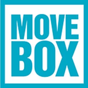 Le ogo est à la fois sobre et simple. © Move Box