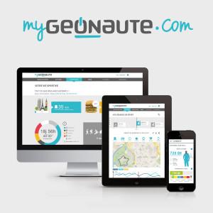 L'interface s'adapte sur les différents supports numériques.